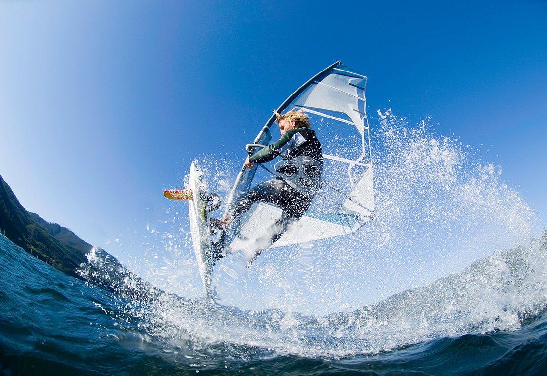 Windsurfer